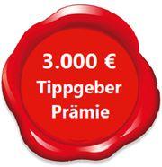 3 000EUR Tippgeber Prämie - Eigentumswohnung
