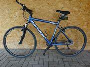 Herrencrossbike Corratec mit guter Ausstattung