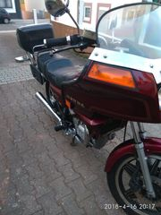 Hond Gl 500 Silverwing