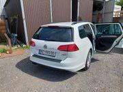 VW Golf Variant Sport Austria