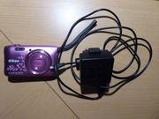 Nikon Coolpix S3600 pink mit