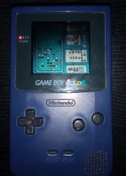 Gameboy Color 1998