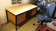 Kinderschreibtisch Schreibtisch mit Stuhl 140x60x64