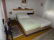 Einzelbett Lattenrost Doppelbett Matratze Bett