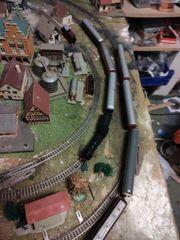 Eisenbahnanlage Spur N Fleischmann