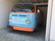 Oldtimer VW T2 Bulli