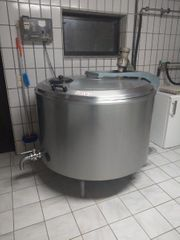 Milchtank 650 Liter mit Kühlung