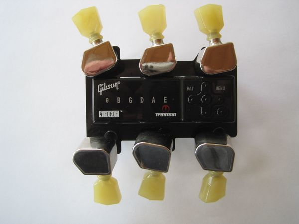 Gibson GForce Tuning-System