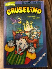 Gruselino Ravensburger Mitbringspiel Halloween