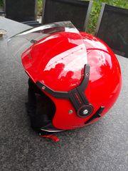Motorrad Helmrot Helmets Grösse L