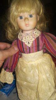 Puppe mit ständer