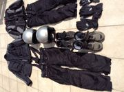 Motorrad-Bekleidung komplett m w