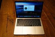 13 MacBook Pro mit TouchBar