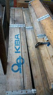 Holzaufsatzrahmen für Europalette 30 cm