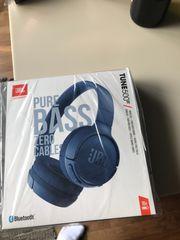 JBL Kopfhörer NEU Pure Bass