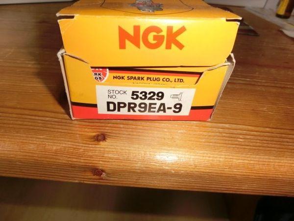 Zündkerzen NGK 5329 DPR9EA-9