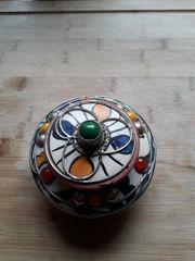 Orientalische Dose Keramik