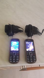 Verkaufe 2 Handys Nokia 3720