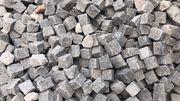 Granit-Pflasterstein Kopfsteinpflaster klein ca 8