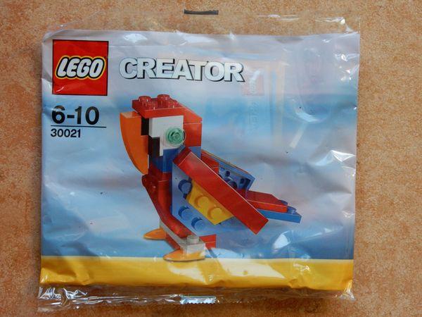 LEGO 30021 - Papagei - NEU und