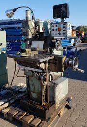 Fräsmaschine VEB Auerbach FUW 250