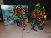 Playmobil Baumhaus Wildlife 5557