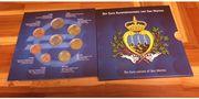 Eurokursmünzensatz San Marino 2002