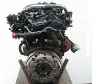 Engine Motor Ford Mondeo QXBA