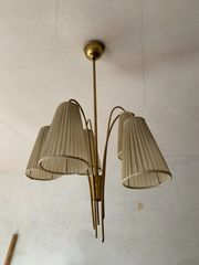 Original 50 er Jahre Deckenlampe