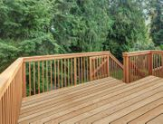 Terrassendiele Holz Lärche gerillt glatt