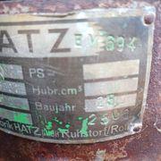 suche Hatz Motor E 85