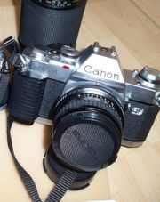 Analoge Canon Kamera AL-1 incl Zubehör