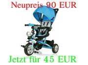 Dreirad Kinderdreirad mit Lenkstange und