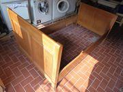 Kirschbaum Massiv-Bett für Lattenrost 100