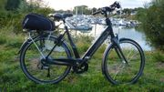 E Bike Pedelec SPARTA ION