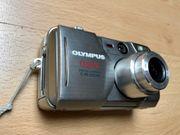 Olympus Camedia C-50 Digitalkamera 3-fach