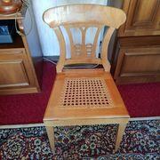 Kirschholz Stuhl ca 100 Jahre