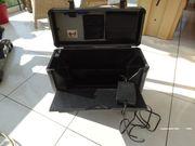 Aluminium Koffer Hochwertig mit HP