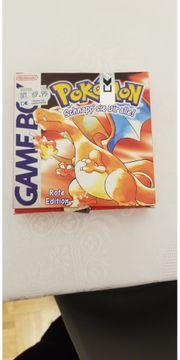 Pokémon Rote Edition OVP