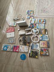 PlayStation drei und Wii Konsole