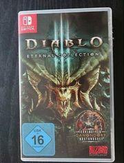 Diablo Nintendo switch