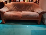Zwei 2-sitzige Laauser Sofas zu