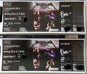 2 Metallica Tickets am 06