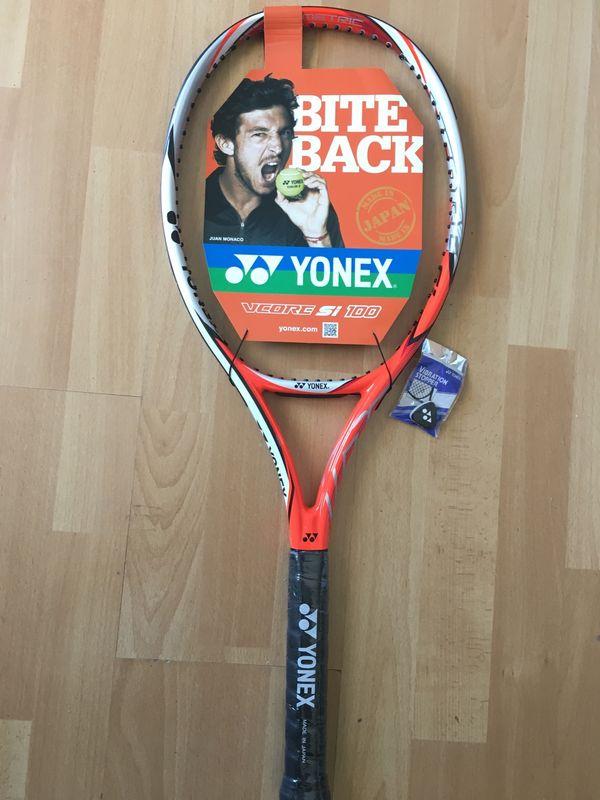 20 Neue u Neuwertige Tennisschläger