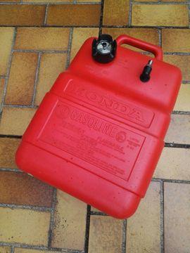 Motorboote - Honda Kraftstoffkanister