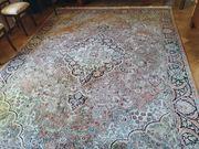 Handgeknüpfter Kaschmir Teppich zu verkaufen