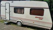 LMC Wohnwagen 480P Etagenbett Vorzelt