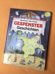 Die spannenden Gespenstergeschichten - Kinderbücher -neuwertig-