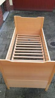 Paidi Baby- Kinderbett Holz 140x70cm