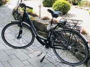 Zwei Fahrräder Herren oder Damen